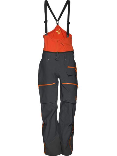 Norrøna W's Lofoten Gore-Tex Pro Pants Cool Black